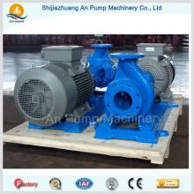 Pompe d'irrigation de ferme en acier carbone d'usine