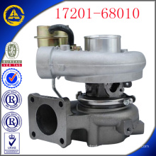 CT26 17201-68010 turbocharger for toyota