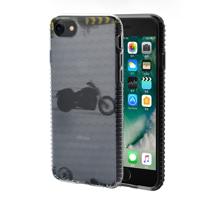 Hybrid Anti-skid Iphone6 Plus Cover
