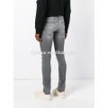 Blue,grey ripped black skinny jeans destroyed model jeans for men