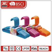 Popular plastic hanger(10pcs)
