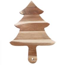 Tabla de cortar en forma de árbol