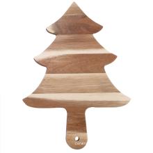Planche à découper en forme d'arbre