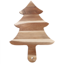 Tree shaped cutting board