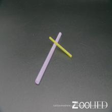 Diâmetro D3mm comprimento 50/100 / 120mm haste de cristal de laser