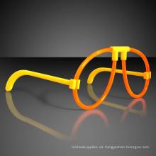 gafas de palo resplandor