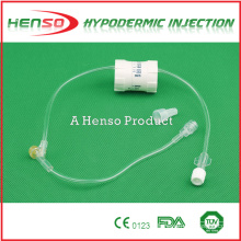 Henso Disposable I.V Flow Regulator CE approval
