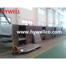 Dewatering Vegetable Special Belt Type Dryer