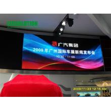 Тангаж 8mm внутренний светодиодный экран стены (общ-я-П8)