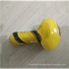 Top Quality Glass Spoon Pipes for Daily Use (ES-HP-188)