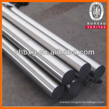 High quality stainless steel round bar with bright surface