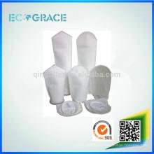 Excelente bolsa de filtro de poliamida resistente a la abrasión para condiciones biológicas
