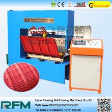 FX maquinaria de curvado placa de acero carpeta y dispositivo cortador