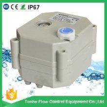 Электрический моторизованный водяной клапан 24ВДК запасных частей привода шарового клапана