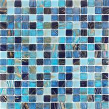 Nebula gold line Ice crystals tiles
