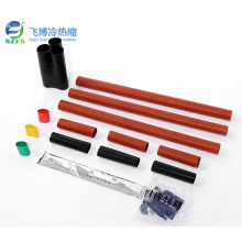 NSY-10/3.2 70-120mm Power Cable Accessory 10KV Indoor Heat Shrink Cable Joint Termination Kits