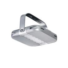 Lámpara de aluminio Material del cuerpo UL llevada alta luz de la bahía, lámpara led industrial 40W
