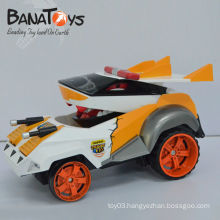 8 function deformation radio control car with light and music