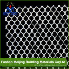 fine nylon mesh fabric for backing mosaic in China Meijing