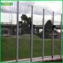 Anti-escalade 358 high Prison Hot Fence Design