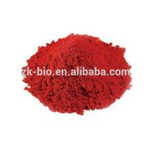 Polvo de pimiento rojo orgánico