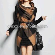 PK17ST254 fanshion ladies pull en laine cardigan pull