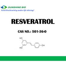 Fixed Competitive Price for Supply Active Pharmaceutical Ingredient,Ziprasidone Hcl,Polymyxin Sulphate to Your Requirements Resveratrol CAS No. 501-36-0 export to Tunisia Manufacturer