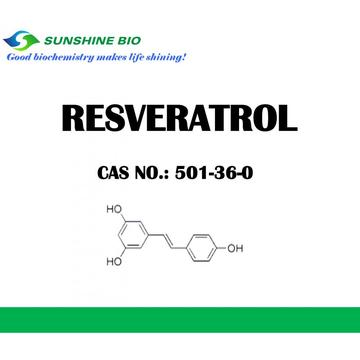 Wholesale PriceList for Polymyxin Sulfate Resveratrol CAS No. 501-36-0 supply to Chad Exporter