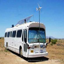 400W 24V pequeno interno MPPT Controlador vento turbina Genreator