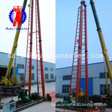 Mill well drilling machine strong decomposition ability and easy transportation on sale