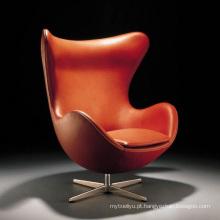 Ovo em forma de lazer cadeira para escritório ou sala de estar