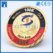 2016 sport rencontre des badges fabriqués en Chine