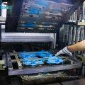 Moldeo por compresión de productos de caucho de silicona personalizado