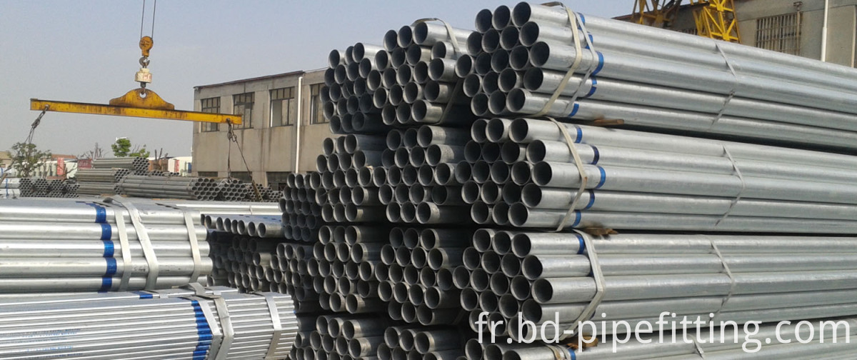 3LPE LSAW Galvanized Carbon Steel Pipe