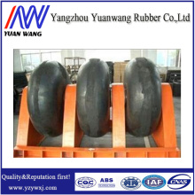 Roller Type Marine Rubber Dock Fender
