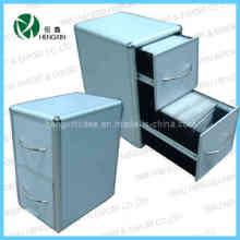 Алюминиевая рамка 2 ящика для CD-чемоданов и коробок (HX-P1386-2)