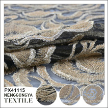 Made in China Different kinds of new decorative embroidery on fabric