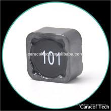 Inductor de dispositivo de montaje en superficie SMD de bobina blindada para equipos OA