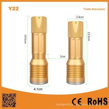 Y22 10W recarregável luz de emergência LED