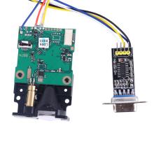 Sensor de detección de largo alcance estable RS232 de 100 m