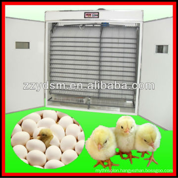 Large Automatic Chicken Egg Hatching Machine