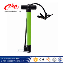 Alibaba hot sale pedal-power hand air bicycle pump,colorful bicycle pump, mini bike pump factory direct supply