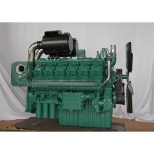 Wuxi Power Diesel Generator Motor 680kw