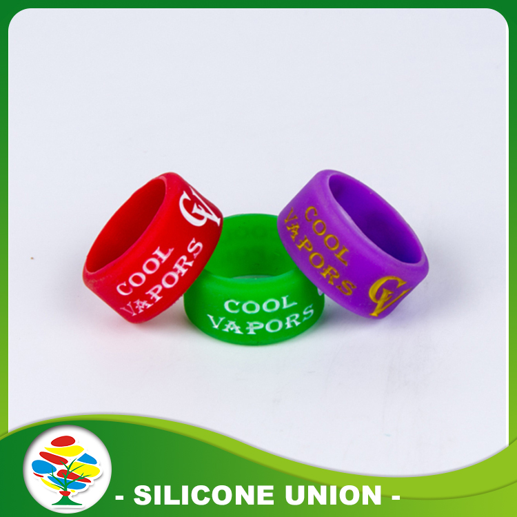 Multicolor Silicone Ring