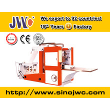 Box-Type Tissue Napkin Making Machine (Double Routes)