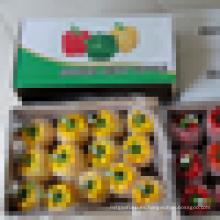 S tamaño de pimienta / pimiento verde
