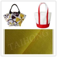 Özel pamuk kanvas okul çantası kumaş