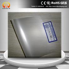 Medium gloss surface matte polyester film