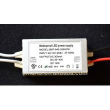 300mA 12W Gleichstromversorgung