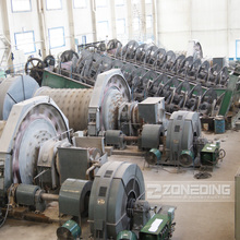 Magnetite Iron Ore Beneficiation Plant